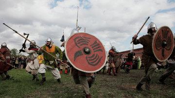 Фестиваль OPEN AIR Легенды норвежских викингов